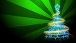 Christmas Tree Background - Merry Christmas 71 (HD)