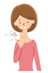 女性 / 風邪 / 症状