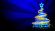 Christmas Tree Background - Merry Christmas 72 (HD)
