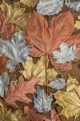 Goldener Herbst Hebstblätter 2