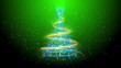 Christmas Tree Background - Merry Christmas 74 (HD)