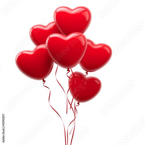 herzluftballons stockfotos und lizenzfreie bilder auf bild 45913857. Black Bedroom Furniture Sets. Home Design Ideas