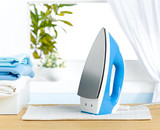 blue iron laundry tool for smart housework