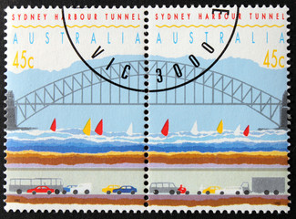 Two Sydney Stamps