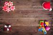 Weihnachtsboard