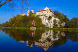 Fototapeta Benedictine Abbey in Tyniec near Cracow, Poland