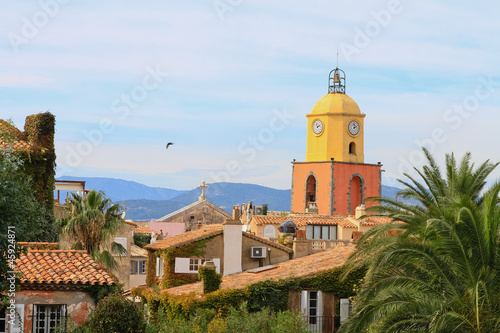 canvas print picture St. Tropez