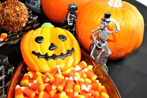 Halloween Candy Corns