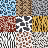 seamless animal skin fabric pattern texture
