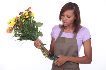 Young Florist