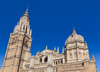 Saint Mary Cathedral of Toledo Spain