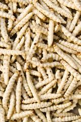 worm bamboo