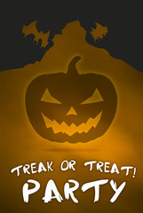 Treak or Treat