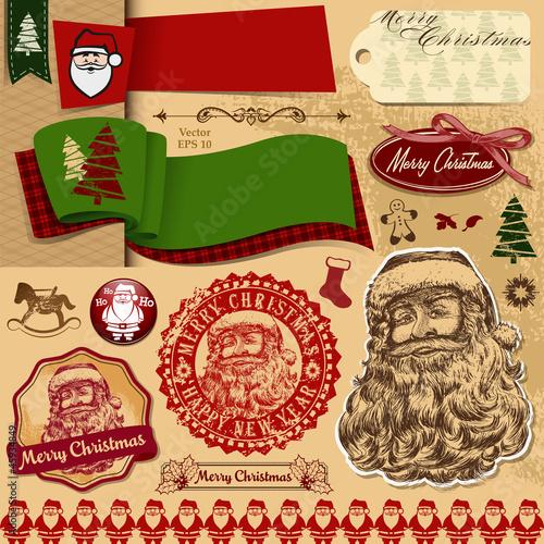 Santa Claus Set