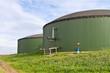Biogasanlage - Gasspeicher