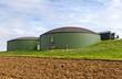 Gasspeicher - Biogasanlage