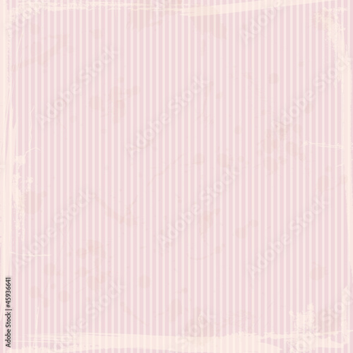 Retro Background Stripes Rose
