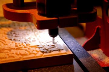 Woodworker milling machine
