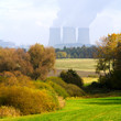 Nuclear power plant Temelin in Czech Republic.