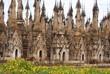 ミャンマー カックー遺跡