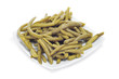 cooked french beans