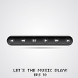 Audio player for web - Let´s the music play!