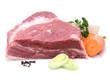 Leinwandbild Motiv Suppenfleisch, Rinderbrust