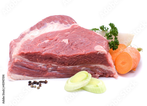 Suppenfleisch, Rinderbrust