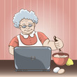 Granny_laptop