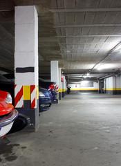 Parking subterraneo
