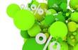 grüne prozente