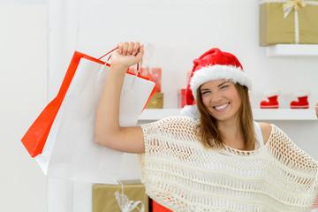 erfolgreicher weihnachtseinkauf