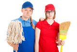 Teen Jobs - Serious Workers