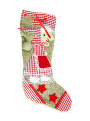 Epiphany Jute Stocking