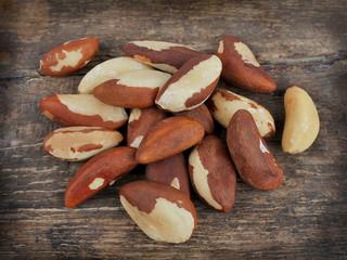 Bertholletia.Brazil nuts