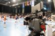 TV-Kamera - Sportübertragung