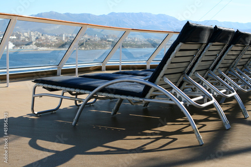 Cruise Ship Lounge Chairs