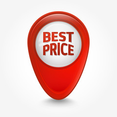 Puntatore 3D_rosso best price