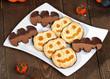 Biscotti di halloween, halloween cookies