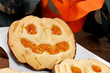 Biscotti di halloween, close-up