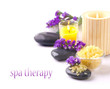 postcard of spa therapy