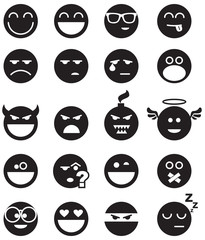 black smiles