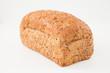 Brown loaf of bread