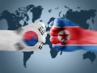 South Korea x North Korea