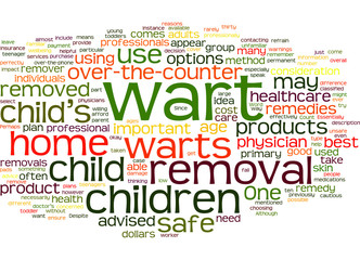 Wart Removal for Children
