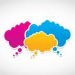 social media clouds
