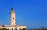 Formentera La Mola lighthouse at Balearic islands poster