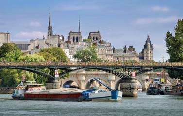 Bridge Pont des Arts.