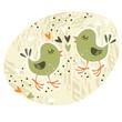 romans zielonych ptaszków