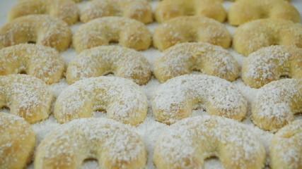 Vanillekipferl / Christmascookies / Cookies